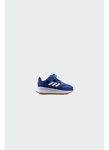 adidas Adidas Bebek Koşu - Yürüyüş Ayakkabısı Runfalcon I Fw5149 Mavi